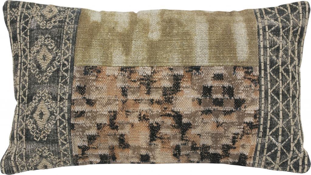 Kissen patched patchwork 40 x 70 cm hk living kaufen